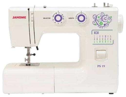 Janome PS 19